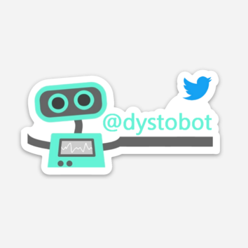 Sticker Dystobot
